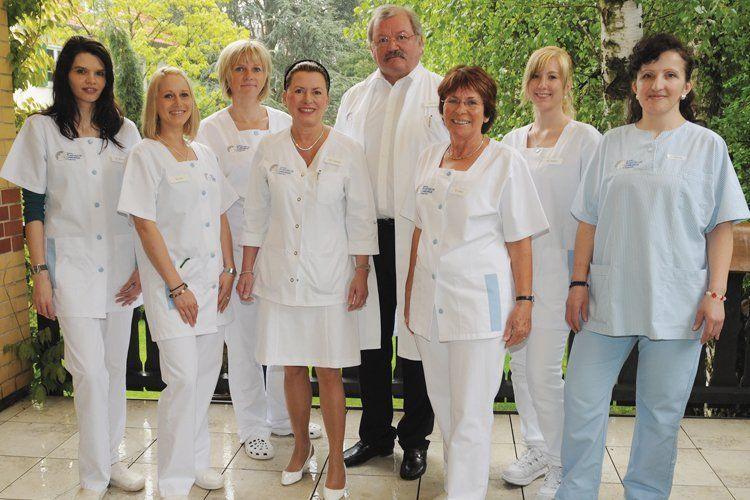 Klinik Degerloch - Das Praxisteam
