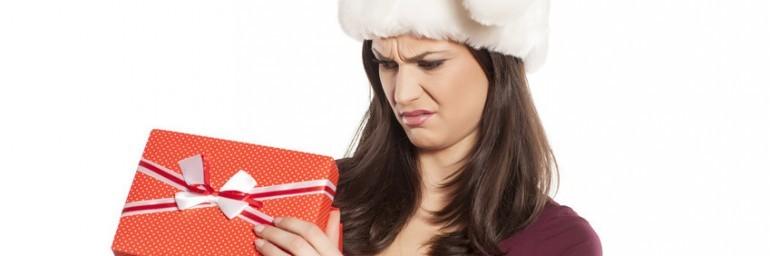 Eine Brustvergrößerung ist kein Weihnachtsgeschenk